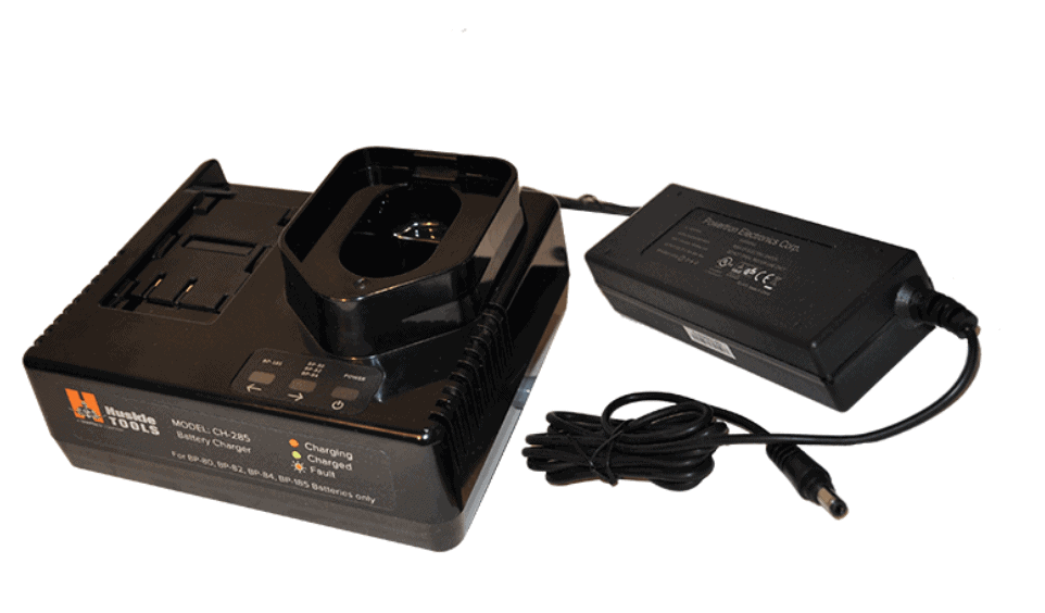 Lineman battery charger