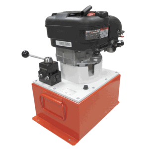 Self-contained high pressure pump HPG-4